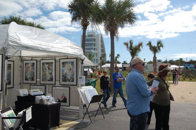Space Coast Art Festival-5