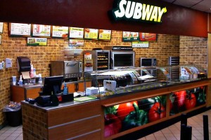 Subway Port Canaveral