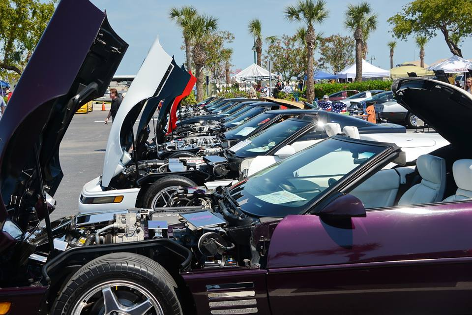 Vettes at the Port-3