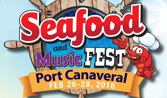 Seafood and Music Festival at Port Canaveral Featuring Clint Black