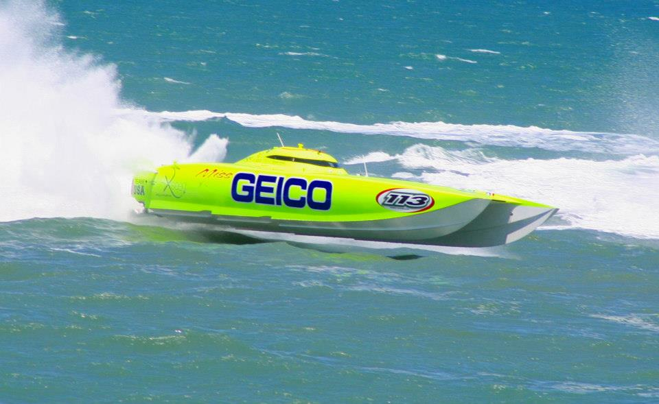 Thunder on Cocoa Beach Super Boat Races