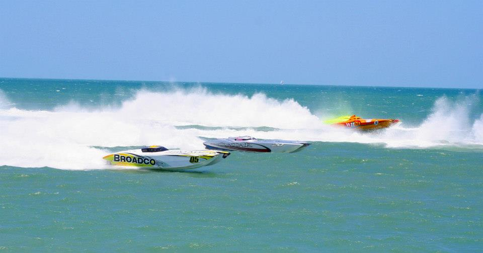 Thunder On Cocoa Beach Races Into Port Canaveral This Weekend