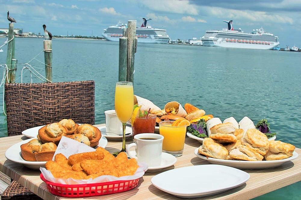 Rusty's Seafood & Oyster Bar Now Serving Breakfast in Port Canaveral