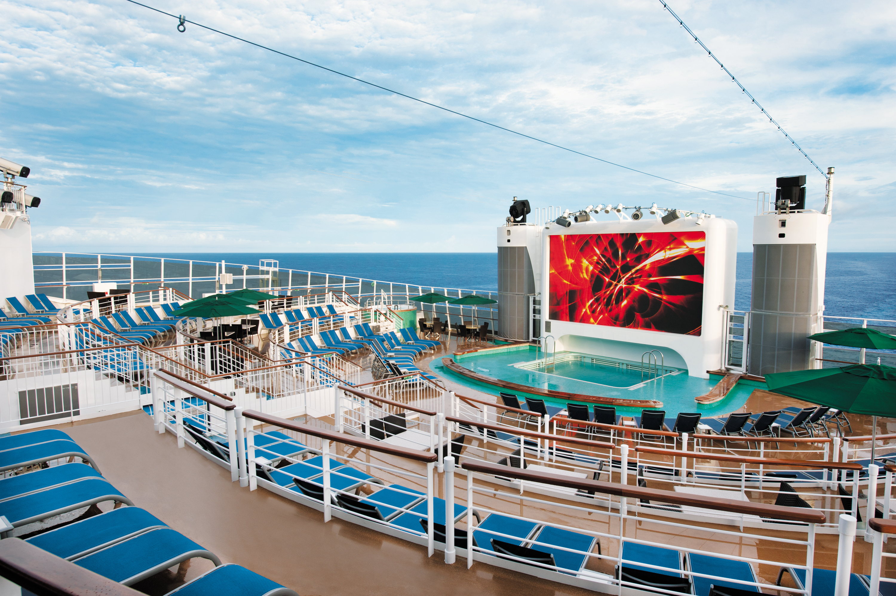 Of The Worlds Largest Cruise Ships Now Calling Port Canaveral - Cruises from port canaveral