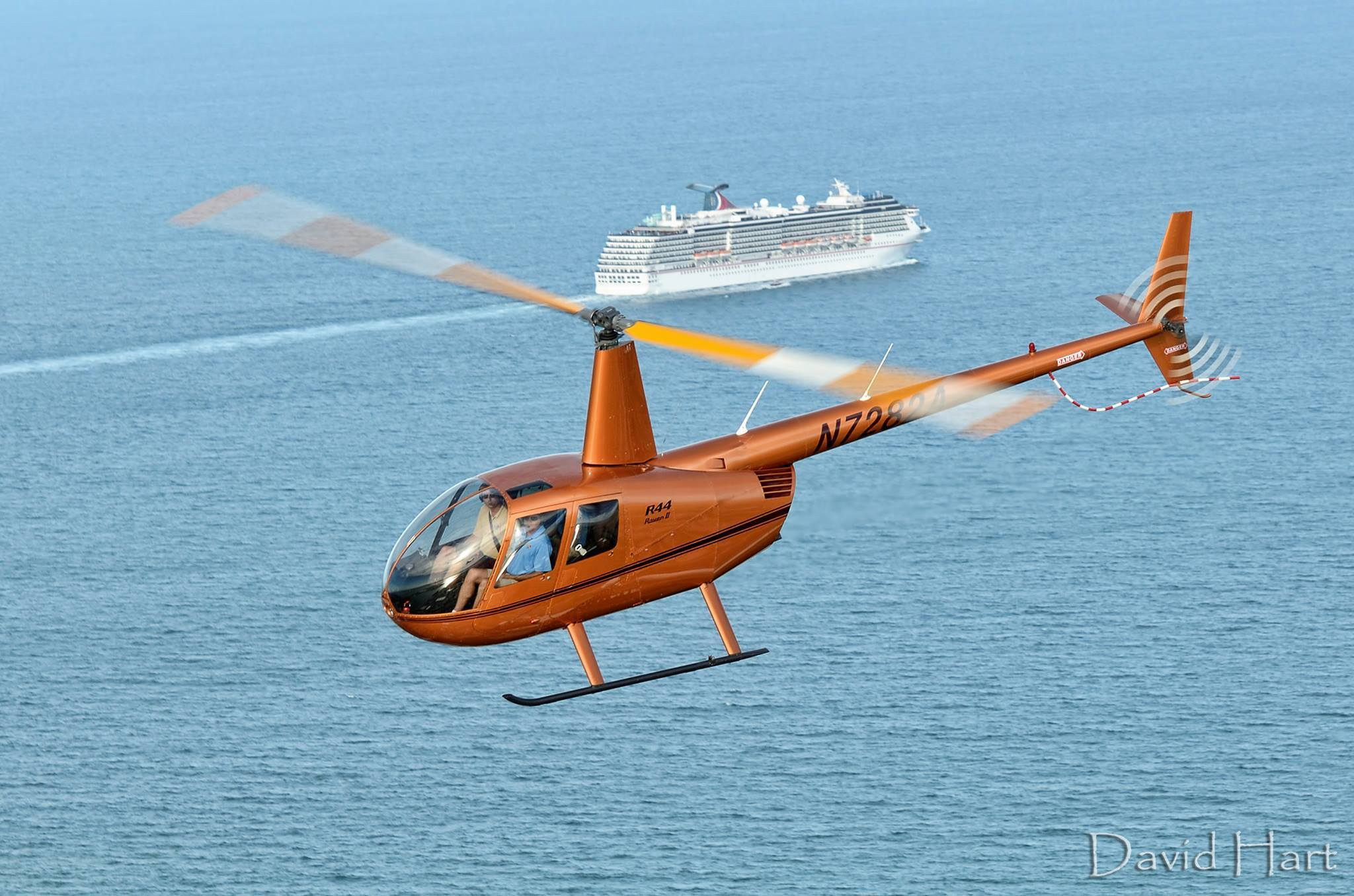 Cocoa Beach Helicopter Tour