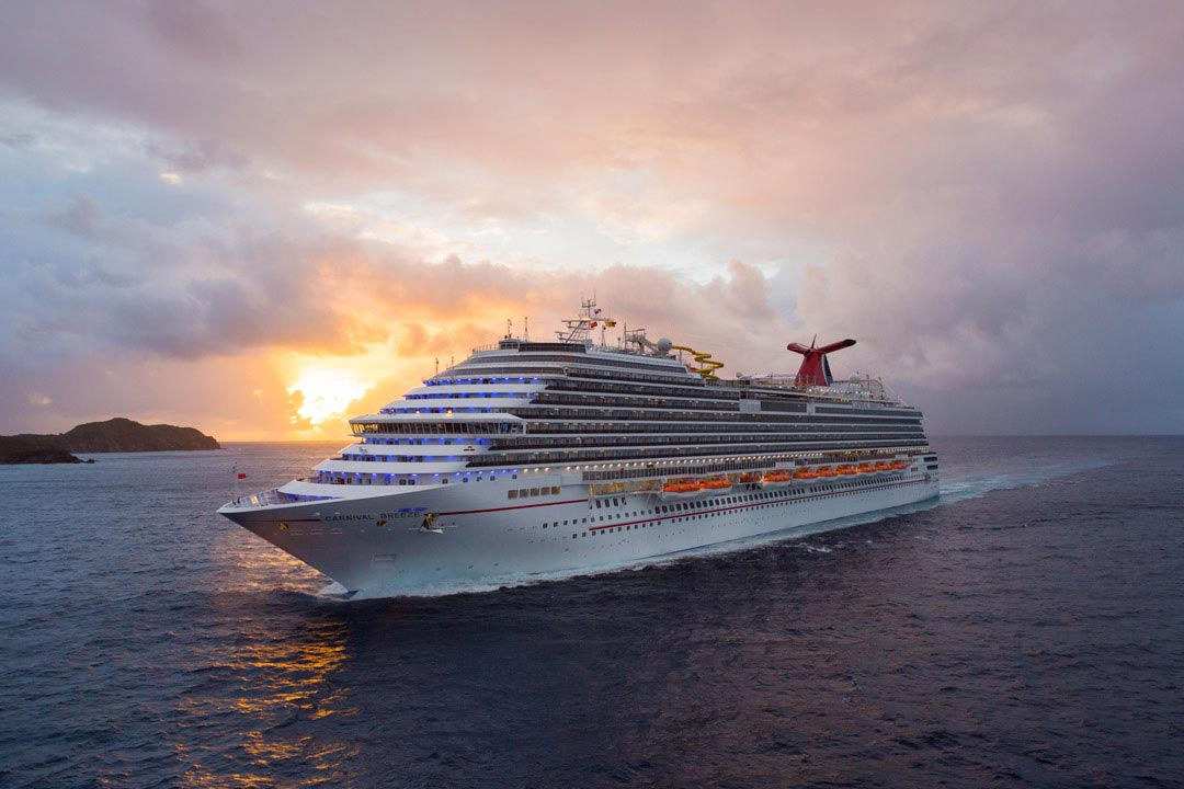 Carnival Breeze is Coming to Port Canaveral