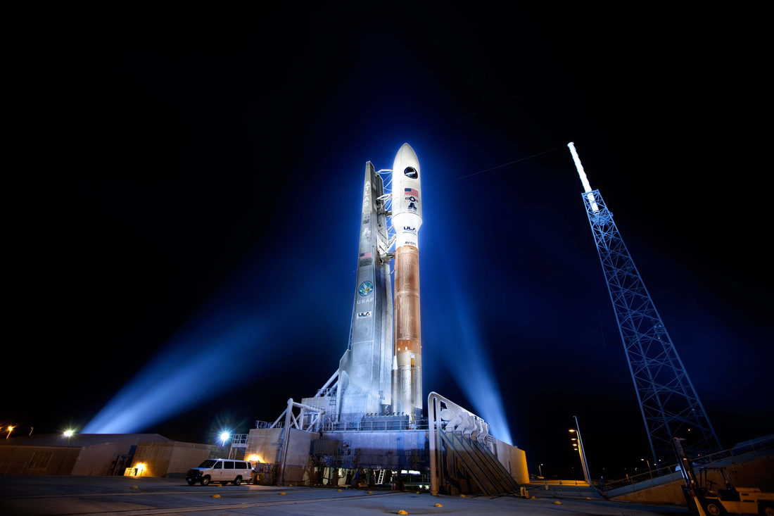 Watch Atlas V Embark on its next Journey at Exploration Tower