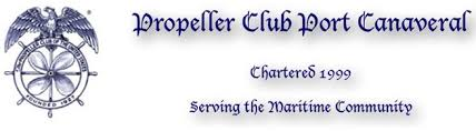 Join the Propeller Club for its May luncheon