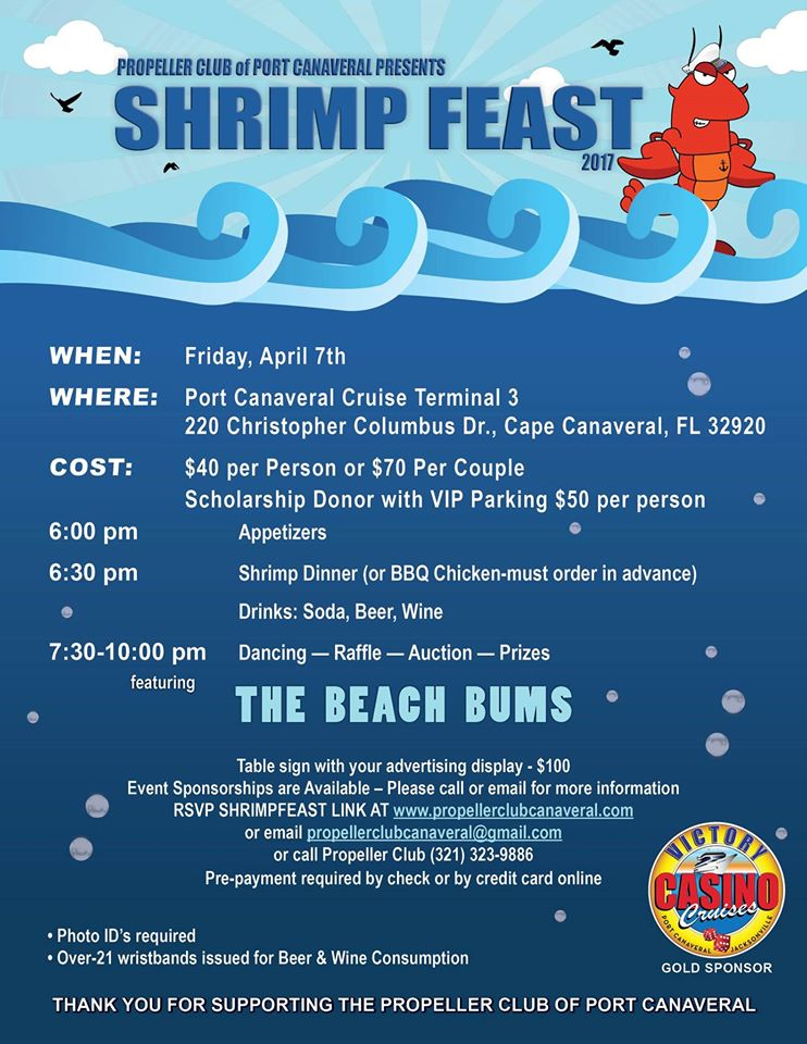 7th Annual ShrimpFeast