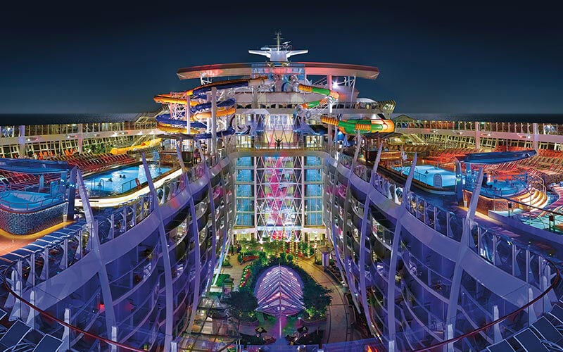 Royal Caribbean Mega Ship Coming to Port Canaveral in 2019 ...