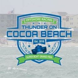 Thunder On Cocoa Beach Offshore Power Boat Races