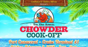 Chowder Cook-Off Port Canaveral
