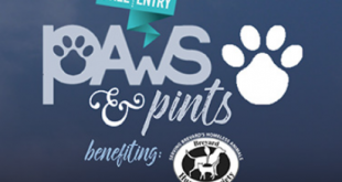 Paws and pints Benefiting the Brevard Humane Society in Port Canaverl