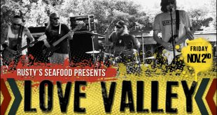 Love Valley Live at Rusty's Seafood and Oyster Bar in Port Canaveral