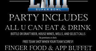Superbowl Party at Fishlips in Port Canaveral