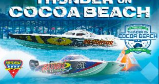 Thunder On Cocoa Beach Space Coast Super Boat Grand Prix