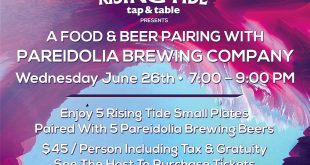 Food_Beer_Pairing_Rising_Tide_Tap_Port_Canaveral