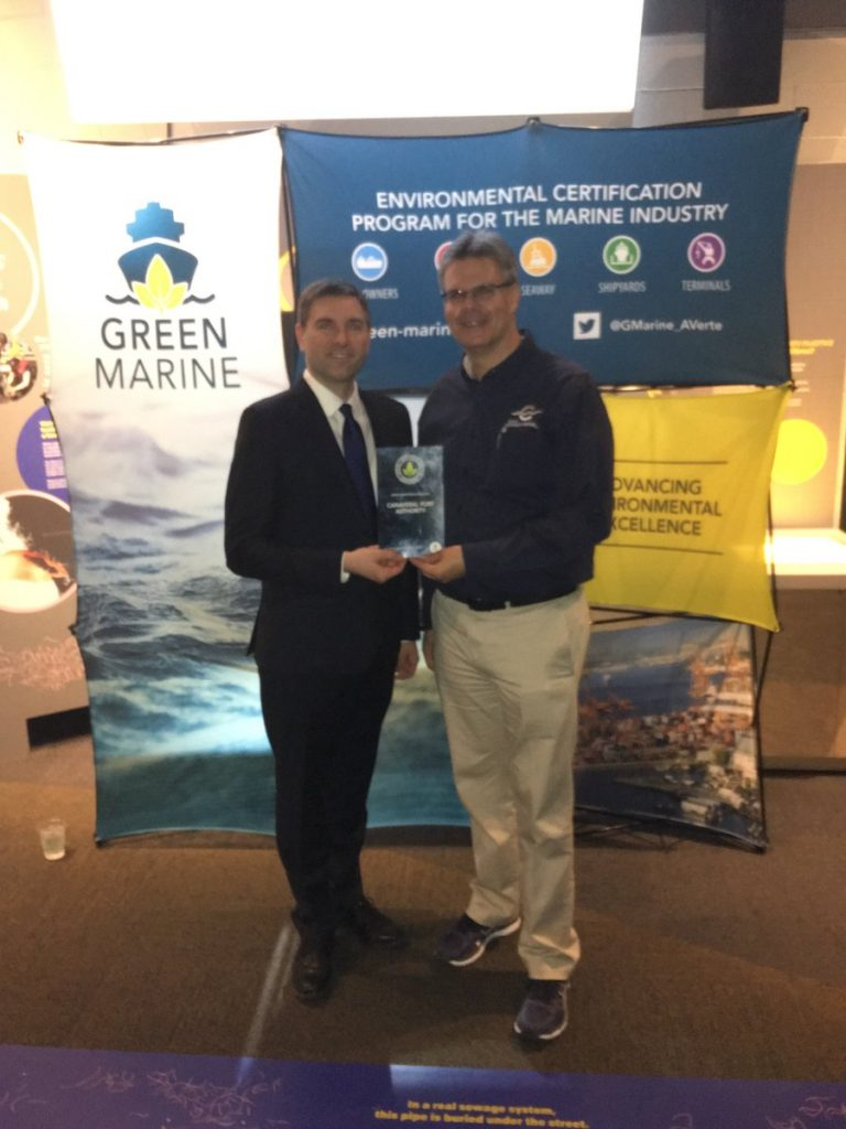 Green_Marine_Certification_Port_Canaveral