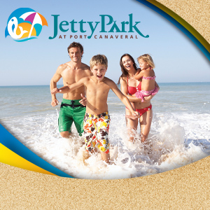 Jetty Park Beaches in Port Canaveral