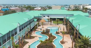 lazy river pool beachside hotels and suites